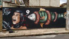 Graffiti em BH..