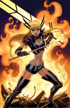 Extraordinary - X-Men #1 - J. Scott Campbell