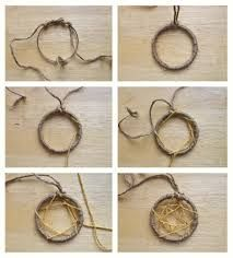 how to make dream catchers step by step with pictures - Google Search