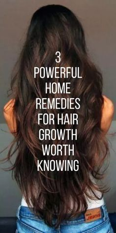 3 Powerful Home Remedies For Hair Growth Worth Knowing - Skin Care Tips - - 3 Powerful Home Remedies For Hair Growth Worth Knowing – Skin Care Tips hair care tips for growth 3 Powerful Home Remedies For Hair Growth Worth Knowing – Skin Care Tips Hair Mask For Growth, Hair Remedies For Growth, Home Remedies For Hair, Healthy Hair Remedies, Tips For Hair Growth, Dry Hair Remedies, Hair Fall Remedy, Quick Hair Growth, Health Remedies