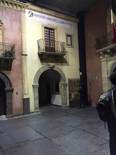 Museo Storico dello Sbarco in Sicilia 1943, Catania: