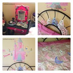 Disney Princess Room Ideas #DisneyPaintMom