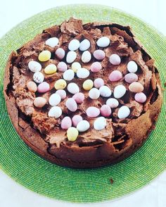 """Mi piace"": 4,642, commenti: 38 - Nigella (@nigellalawson) su Instagram: ""#recipeoftheday is Easter Egg Nest Cake. Why wouldn't it be? Photograph by James Merrell And you…"""