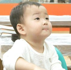 Minguk ♡ The Return of Superman