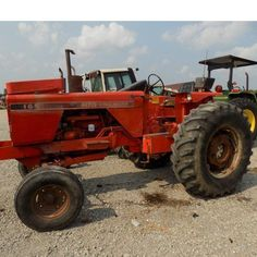 81 Best Allis Chalmers Tractor Salvage images in 2019