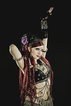 Sevdi - Tribal Fusion - Free by SEVDI - Tribal Fusion BellyDancer, via Flickr