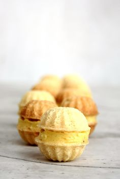 ... shortcake cookies with cardamOm buttercream ...