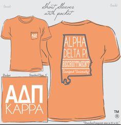 @geneologie Alpha Delta Pi #adpi Recruitment  Bid Day #greeklife #sorority