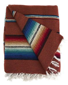 Rust Nomad Blanket Rust, Blanket, Desert Sunset, Blankets, Cover, Comforters
