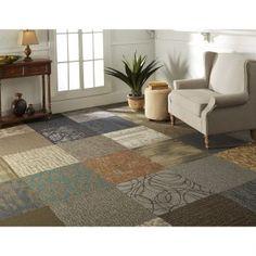 Carpet Tiles Adhesive Stickers