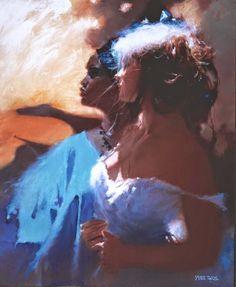 Великий маг живописи. Yves Thos