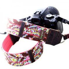 Stella Rose Camera Strap!