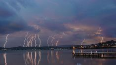 Tok Tok place: Series of Supercell storms hit East Coast