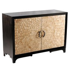 Stein World Capiz Shell Accent Cabinet