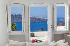 Junior Suite at Canaves Oia Suites in Santorini