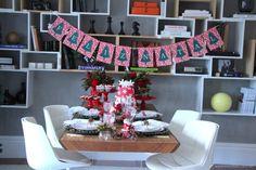 mesa de natal criati