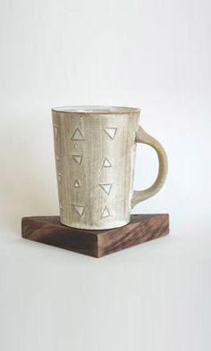 Joe Kraft. Mug for coffee or tea or anything warm.