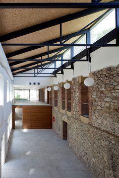 Centro de Interpretación del Monte Abantos, San Lorenzo del Escorial / G+F Arquitectos
