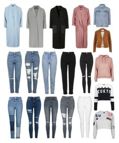 """""""Untitled #306"""" by museavenue on Polyvore featuring Topshop and River Island"""