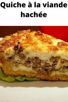 Discover recipes, home ideas, style inspiration and other ideas to try. Quiche Lorraine, Lunch To Go, Quiche Recipes, Omelette, Vegan Dinners, Pumpkin Recipes, Coco, Entrees, Vegan Recipes