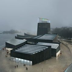 """Young Parisian firm trumps """"Starchitects"""" to win Guggenheim Helsinki competition"""