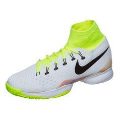Nike Tennisschuhe (Allcourtschuhe) Jack Sock Air Zoom Ultrafly Herren - Herren white/black
