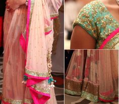 Sister of the Bride Style: Sorbet Colors for Mandira!