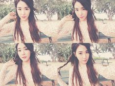 SNSD Tiffany reminds fans about her SINGLES pictorial ~ Wonderful Generation