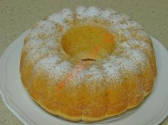 Limonlu Pamuk Kek Tarifi Yapılış Aşaması 12/16 Doughnut, Recipies, Food And Drink, Breakfast, Desserts, Herbs, Kitchens, Recipes, Morning Coffee