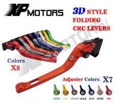 Adjustable CNC 3D Feel Folding Brake Clutch Lever For KTM 125 200 390 Duke 2011-2015 RC125 RC200 RC390 2014 2015 new #Affiliate