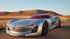 「Renault Trezor」の画像検索結果