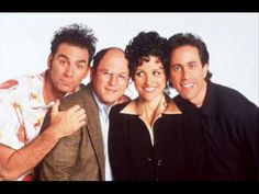 Jerry Seinfeld takes his wife and children to Disneyland Jerry Seinfeld, Seinfeld Episodes, Disneyland, Tv Theme Songs, Indie, Tv Themes, Ensemble Cast, Reality Tv Shows, Old Tv Shows