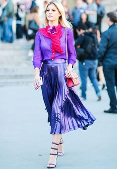 12 Chic Wedding Guest Outfits That Are Easy to Pull Together via @WhoWhatWearUK