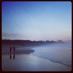 #playa de #loredo #cantabria #igerscantabria #ig_cantabria #cantabriainfinita #spain #seascapes #water_captures #sunset #atardecer #beach #nature