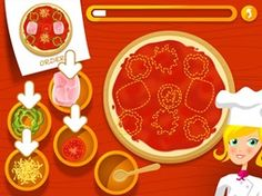 best cooking apps - Pizza Factory fo kids