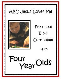 Love This Website Great Free Curriculum For 234and 5 Year Olds