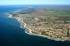 The Surf Mecca (Jbay) - located in the 4th wonder in the Sarah Baartman District.