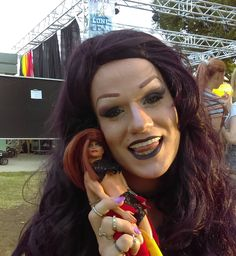 Little Drag Queenie made a friend @imagelamour8d is so lovely.  #dragqueen #dragqueens #instadrag #drag #instaqueen #queen #fashion #lgbtq #pride #gay #equalityb #instalgbt #instapride #performance #backyardonbell #singing #dance #artists #denton #dentontx #dentoning #dentonite #dentontexas #dentondrag #mattel #barbieken #littledragqueenie #Barbie