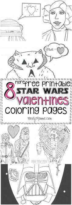 spanish valentine coloring pages - photo#22