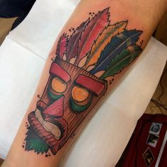 Victor Costa - tatuagem neotradicional