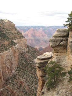 Grand Canyon - AZ. A great view.
