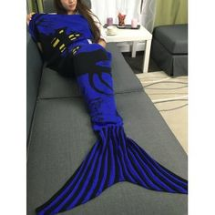 SHARE & Get it FREE | Portable Acrylic Knitted Halloween Mermaid Tail BlanketFor Fashion Lovers only:80,000+ Items·FREE SHIPPING Join Dresslily: Get YOUR $50 NOW!