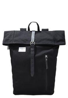 Accessoires Sandqvist DANTE - Sac à dos - black noir: 119,00 € chez Zalando (au 22/09/17). Livraison et retours gratuits et service client gratuit au 0800 915 207.