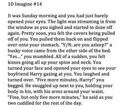 One Direction, Imagines, Harry Styles Sooooooooooooo sweet!!!!!!!!!!! ♥
