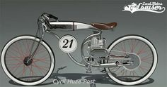LM5. Incredible--like a cross between a light-weight motorcycle and a whippet.