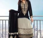 Pakistani Shalwar Kameez,Pakistani Fashion Designers,Latest Dresses Collection 2013: Launch of Nur Al Aine Collection by Saadia Mirza