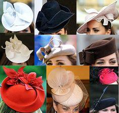 Kate Middleton Hats!