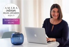Global Inspirations Design Amara Interior Blog Awards - will you vote for my blog?