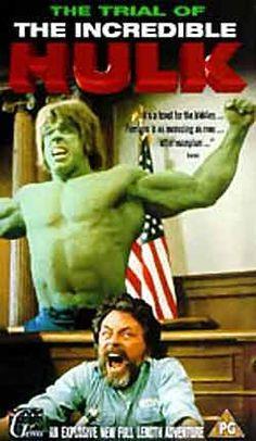1989 - The Trial of the Incredible Hulk Directed by Bill Bixby Hulk starred by Lou Ferrigno Superman Wonder Woman, Batman And Superman, Batman Art, Spiderman, The Incredible Hulk Movie, Tv Vintage, Wilson Fisk, Dc Comics, Giant Monster Movies