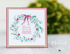 Stampin' Up! Feeling of Christmas